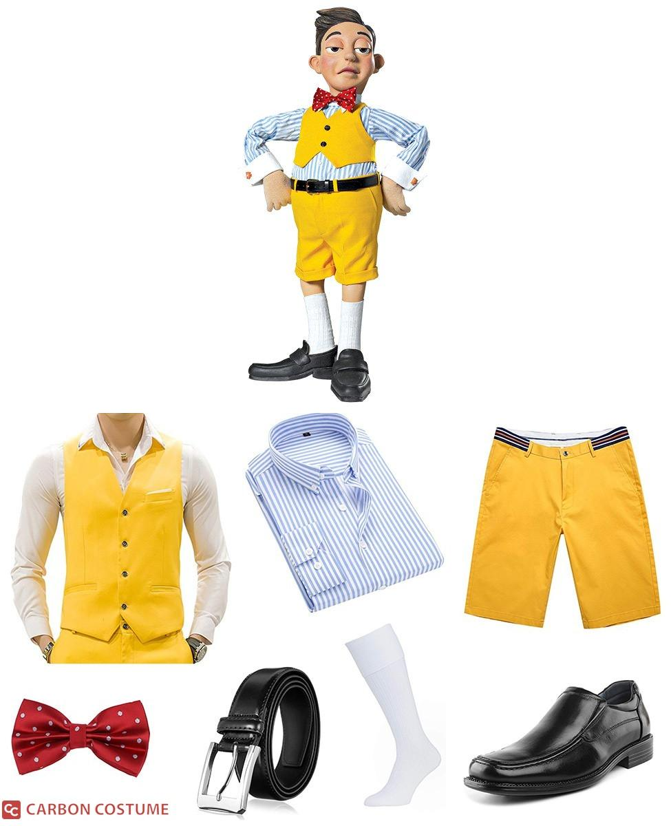 Stingy from LazyTown Cosplay Guide