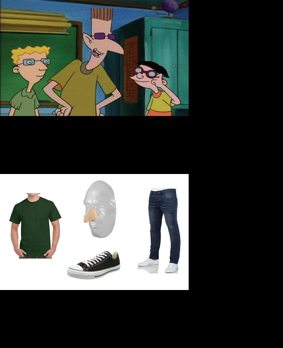 Stinky Peterson Cosplay Guide