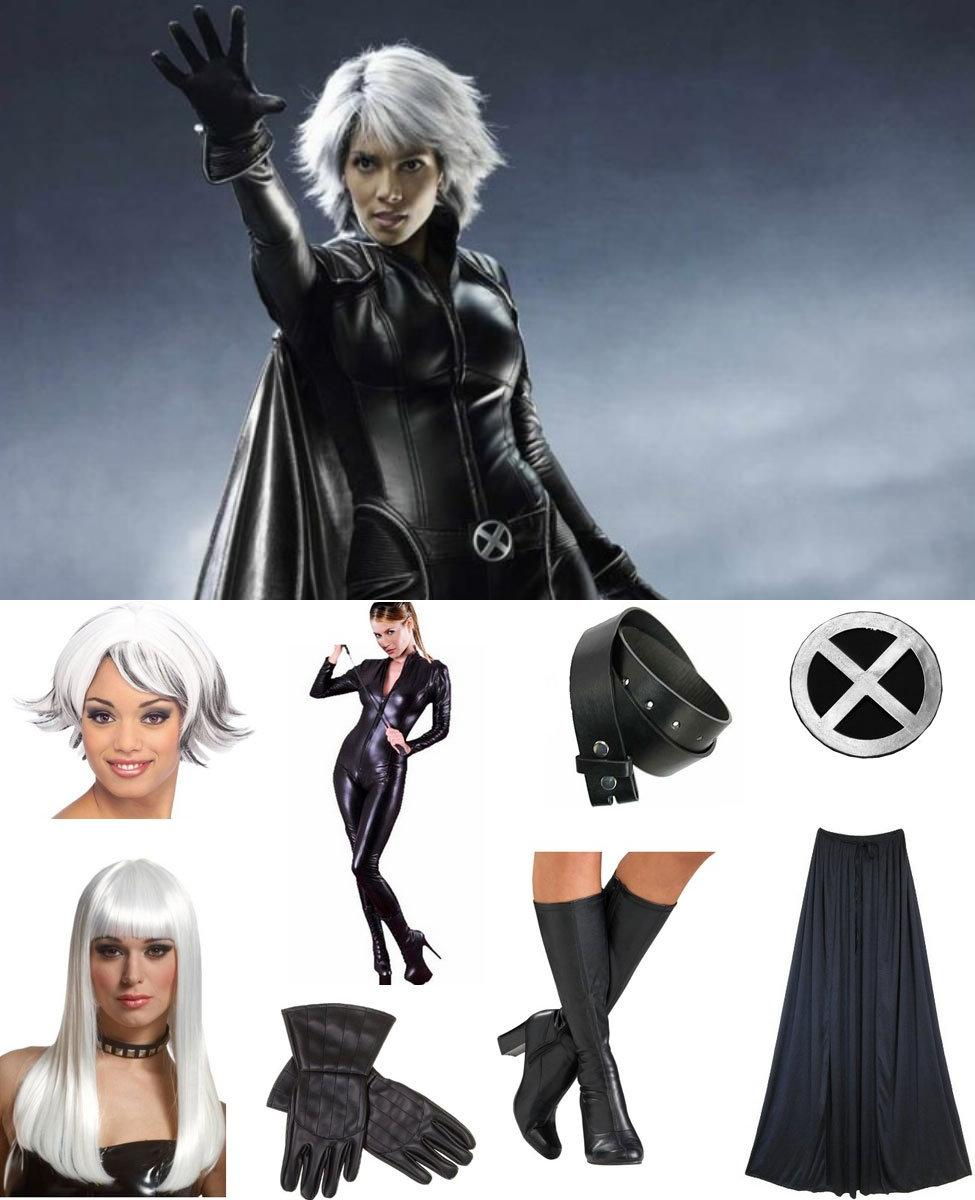 Storm Cosplay Guide