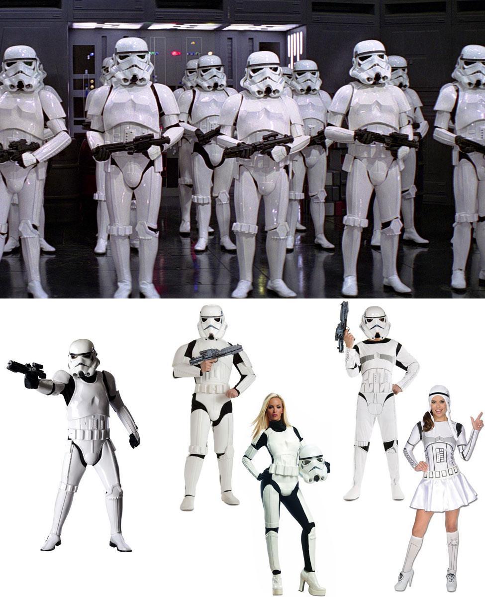 Stormtrooper Cosplay Guide