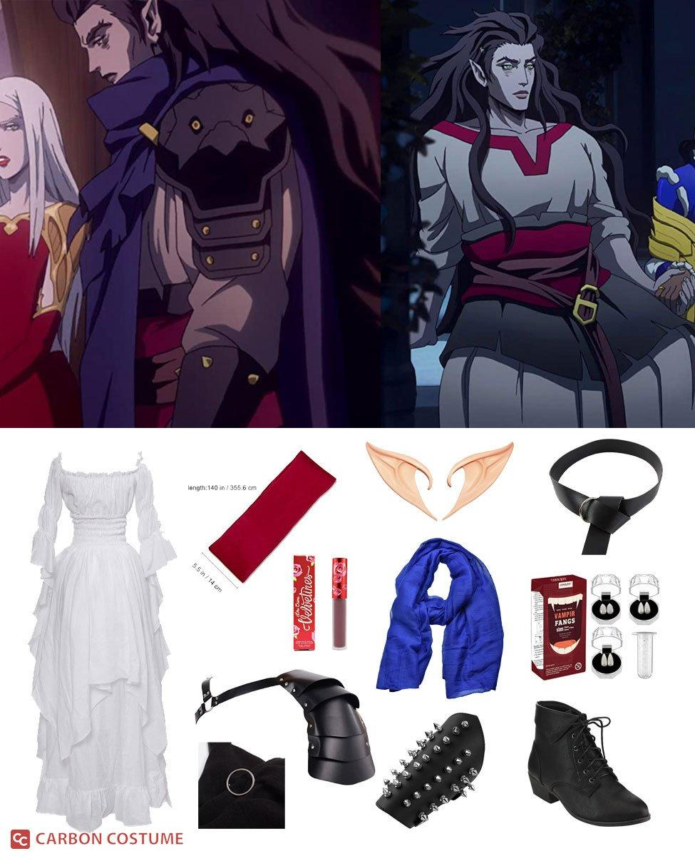 Striga from Castlevania Cosplay Guide