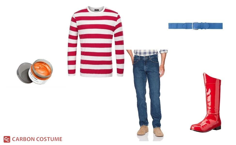 Stripesy Costume