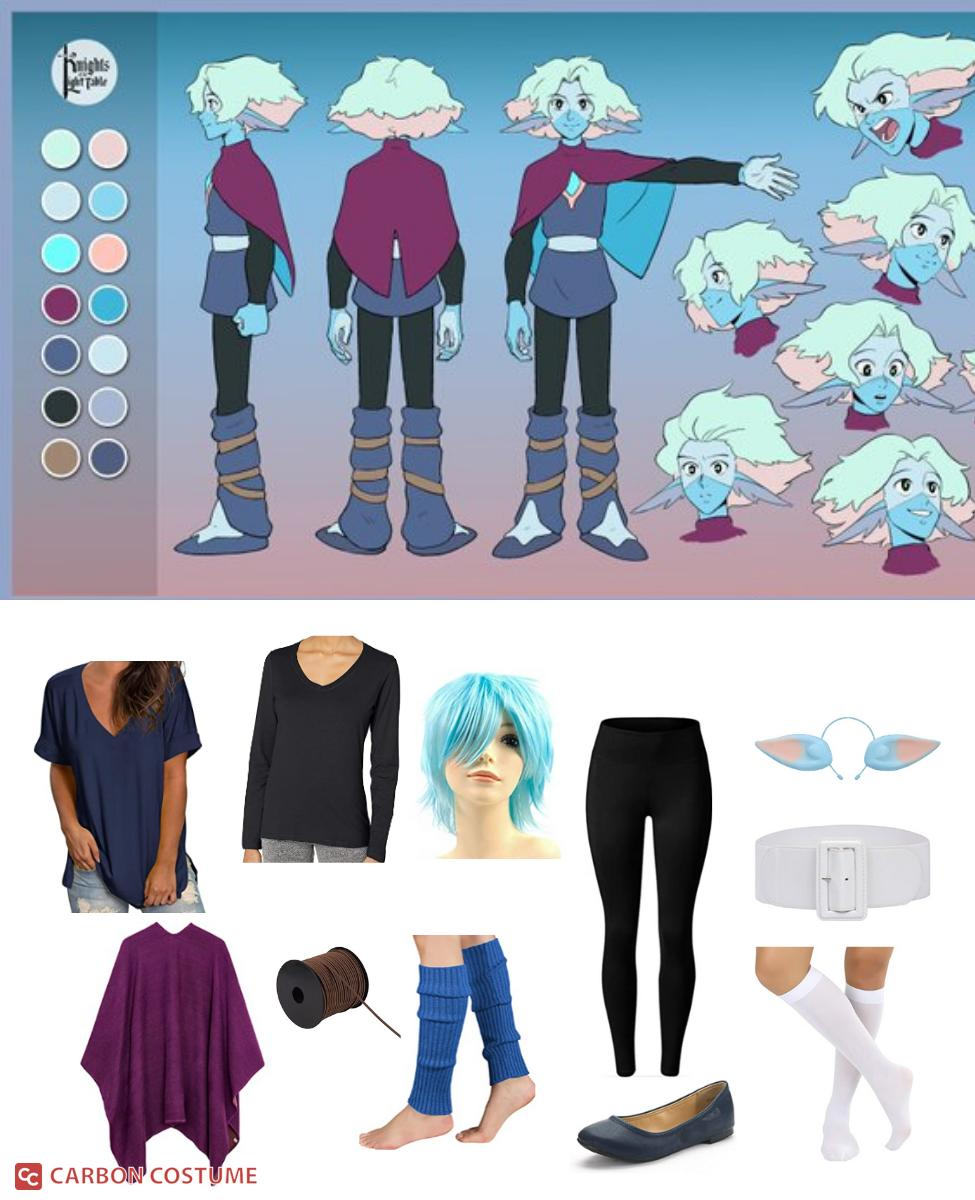 """Strive from """"Starlight Brigade"""" by TWRP Cosplay Guide"""