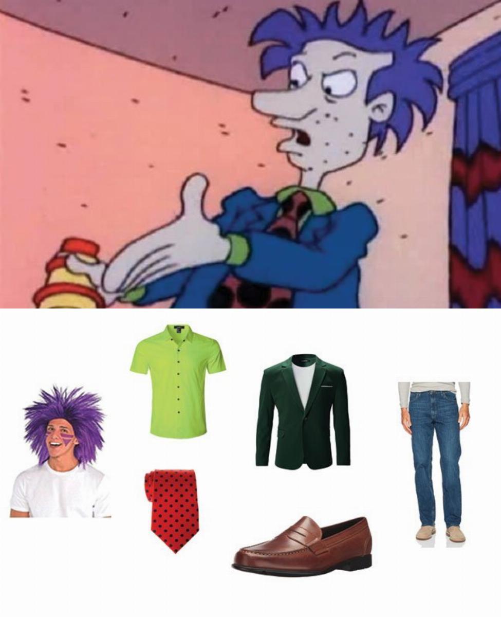 Stu Pickles Cosplay Guide