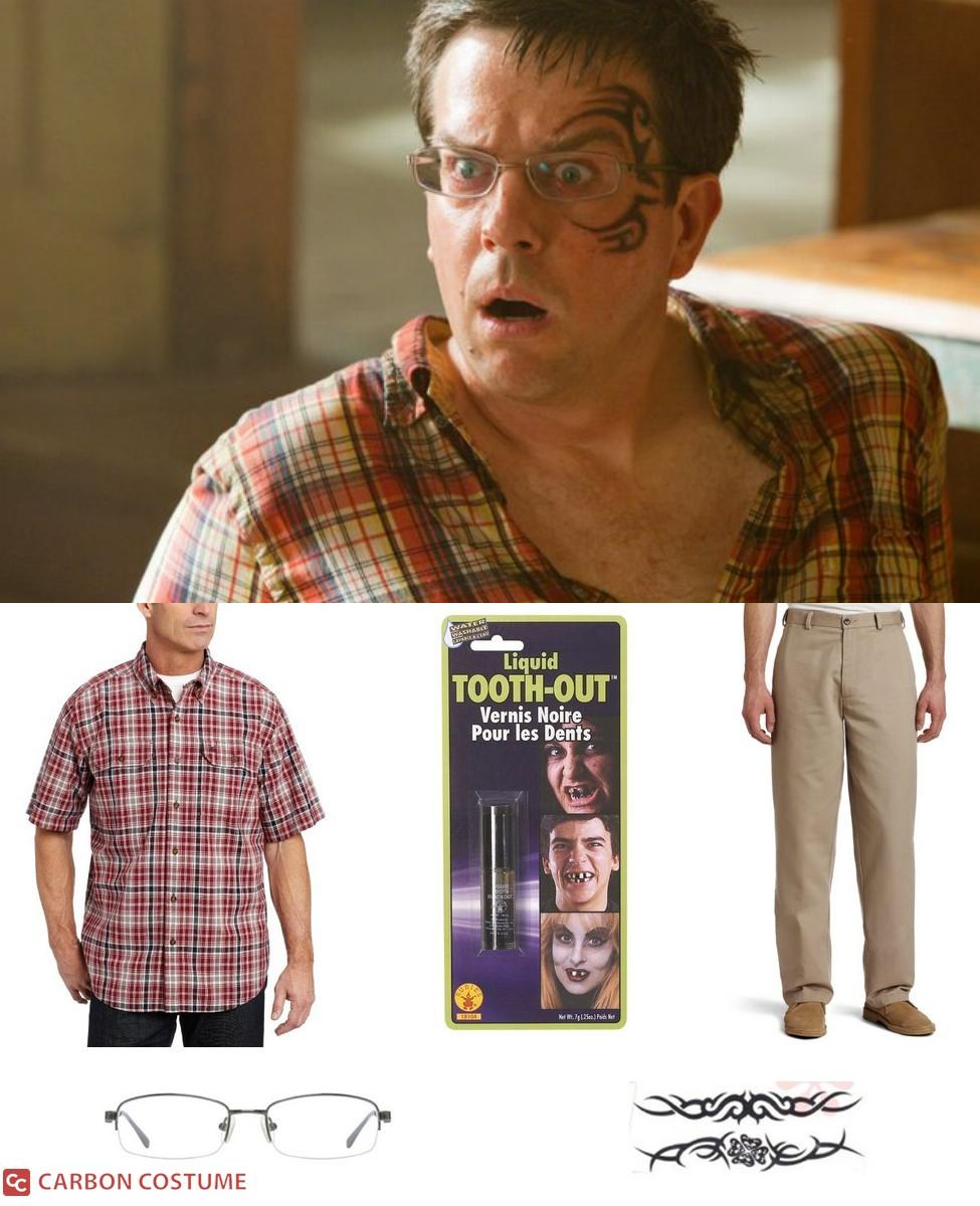 Stu Price from The Hangover Cosplay Guide