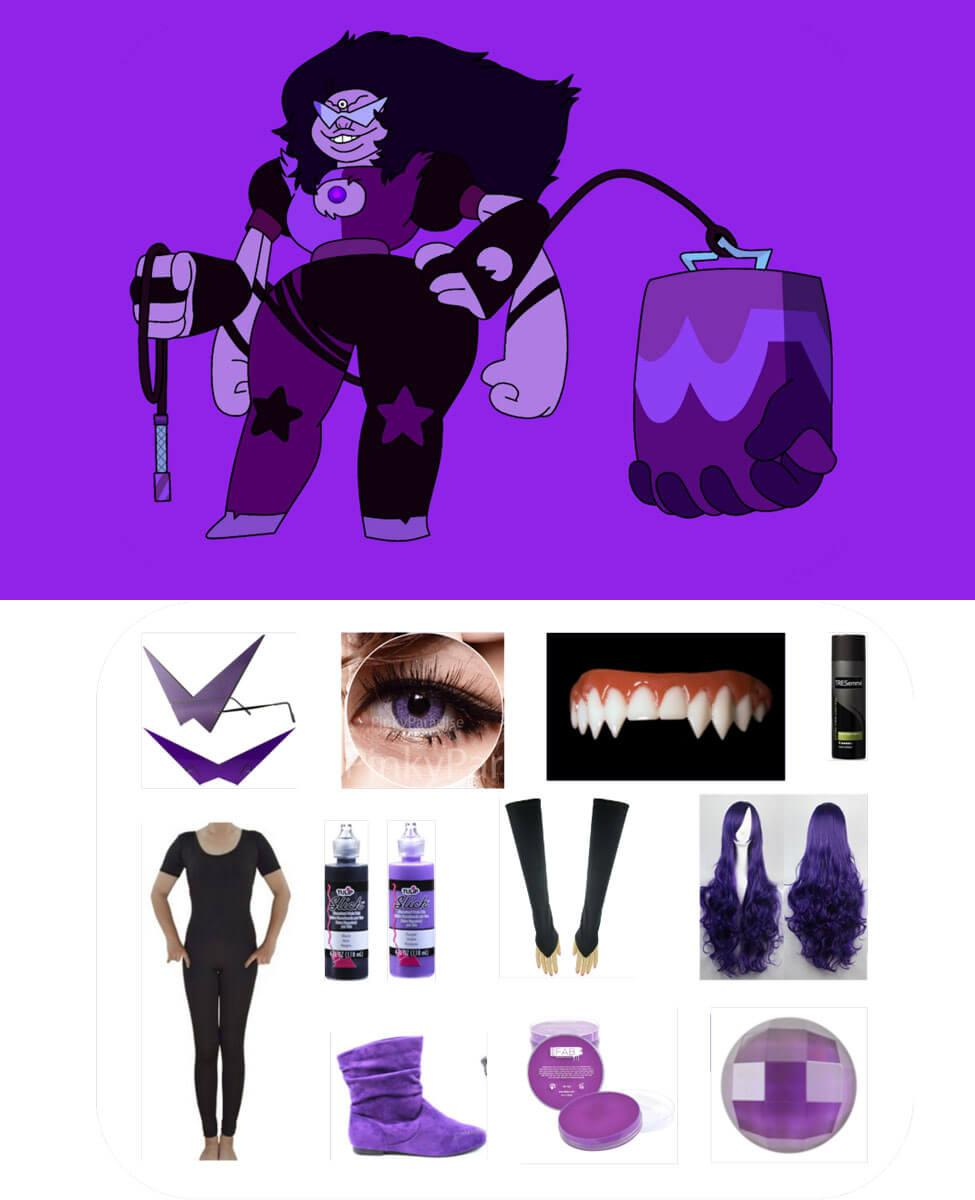 Sugilite Cosplay Guide