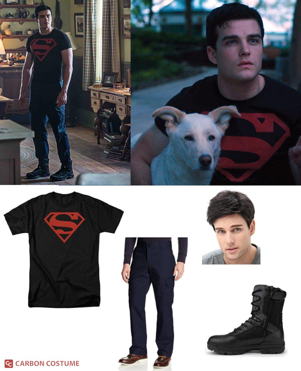 Superboy from Titans Cosplay Guide