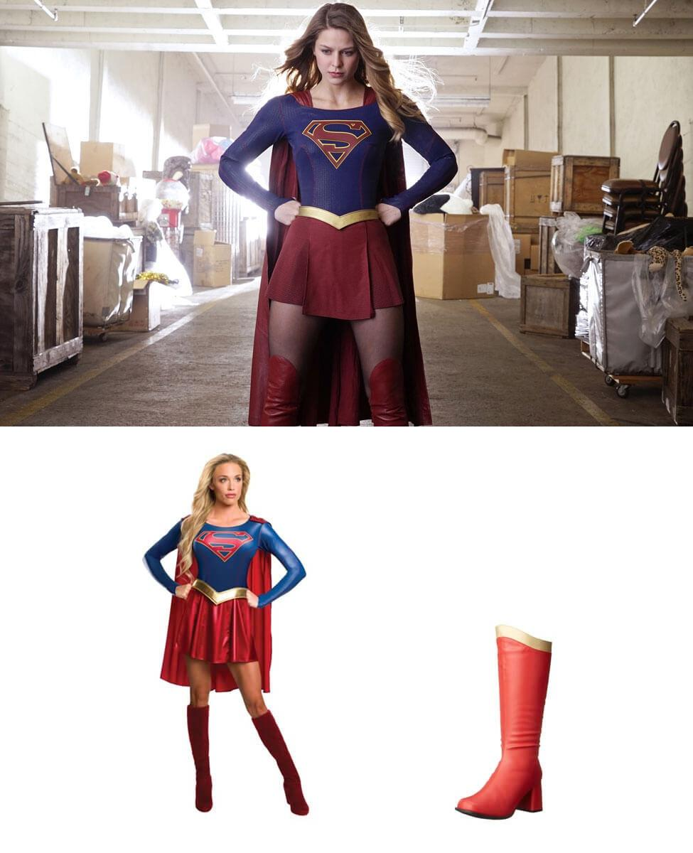 Supergirl Cosplay Guide