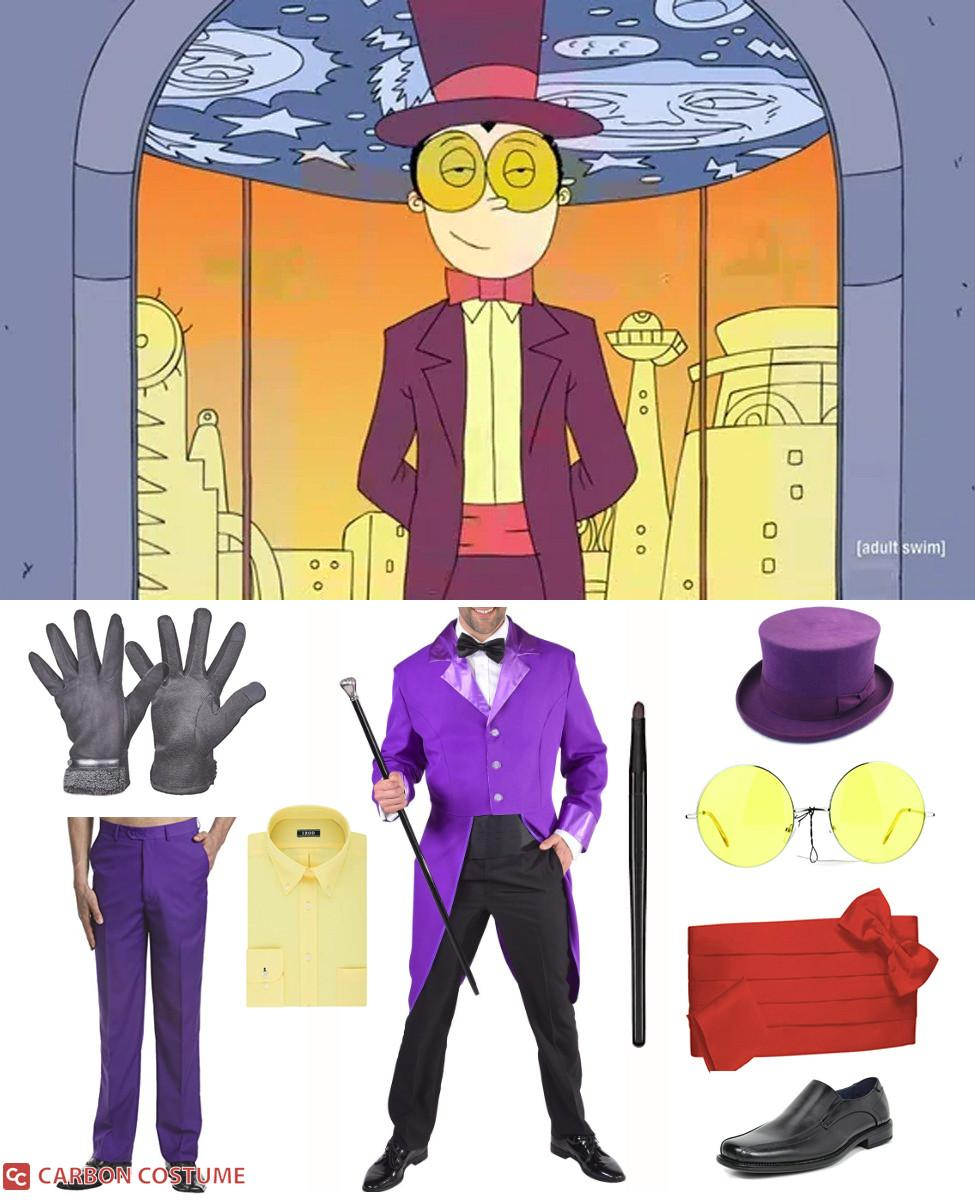 Superjail Warden Cosplay Guide