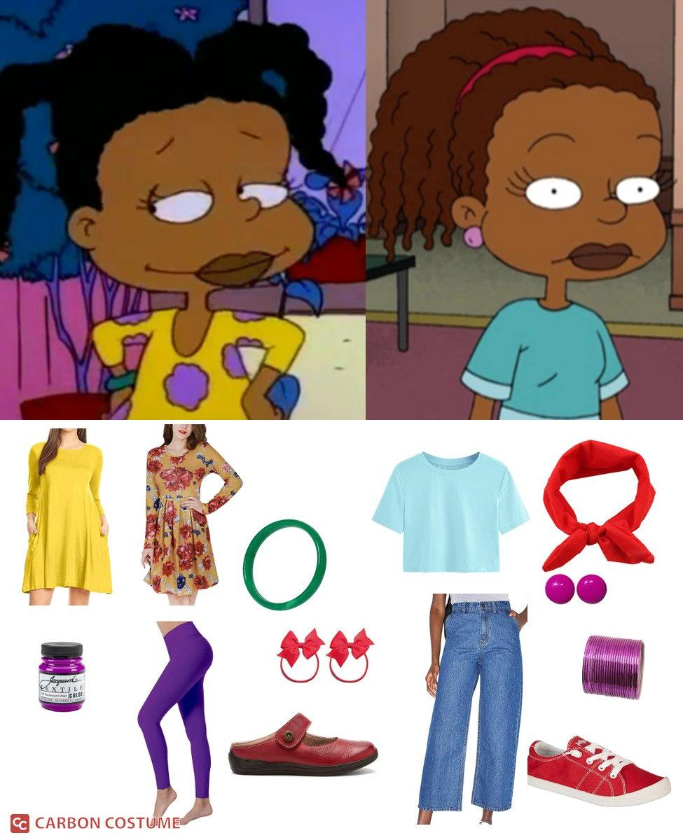 Susie Carmichael from Rugrats Cosplay Guide
