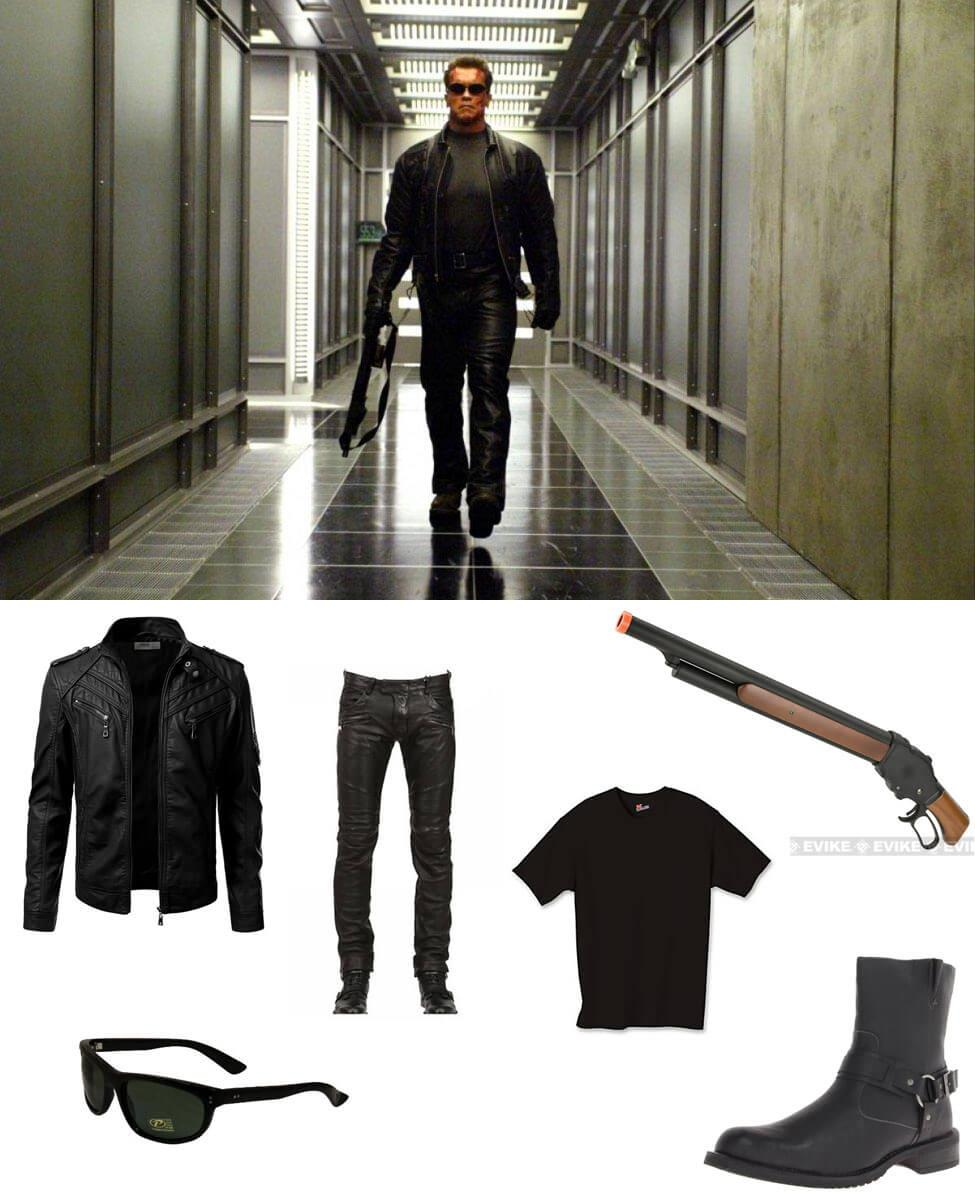 T-800 Cosplay Guide