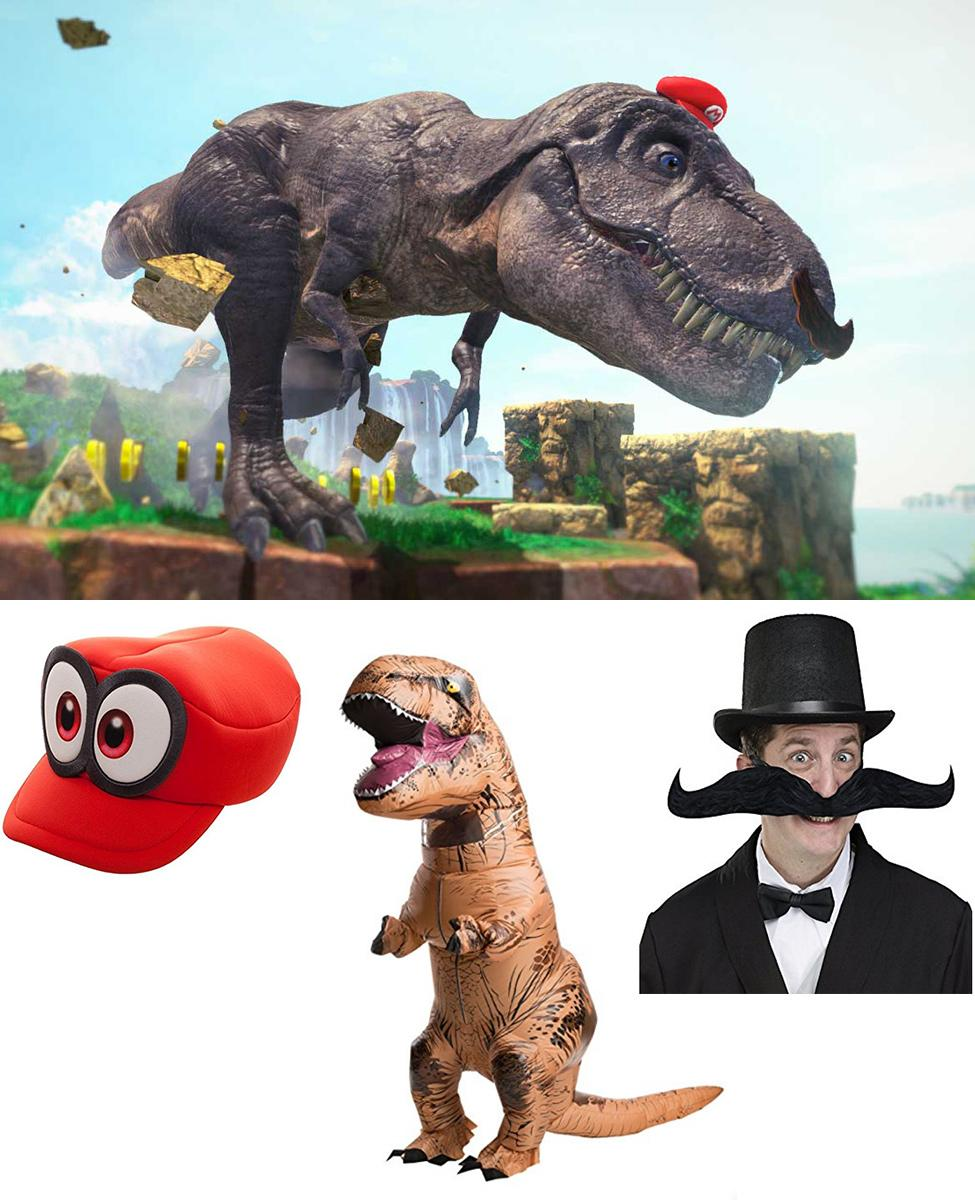 T-Rex Mario Cosplay Guide