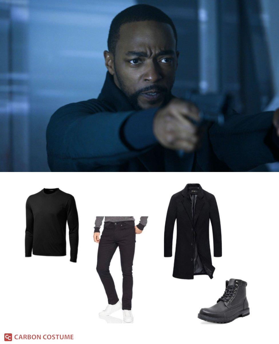 Takeshi from Altered Carbon Cosplay Guide