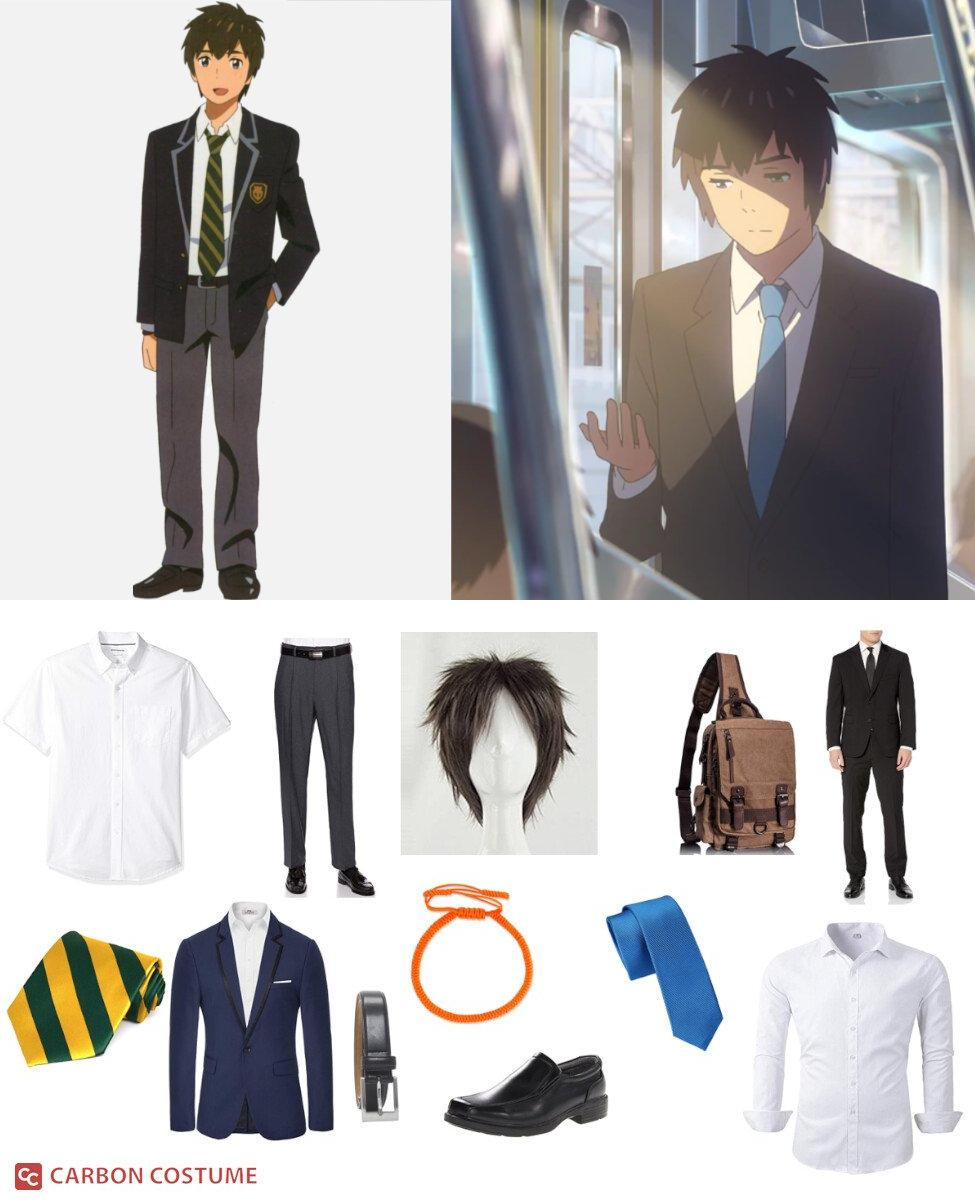 Taki Tachibana from Your Name Cosplay Guide