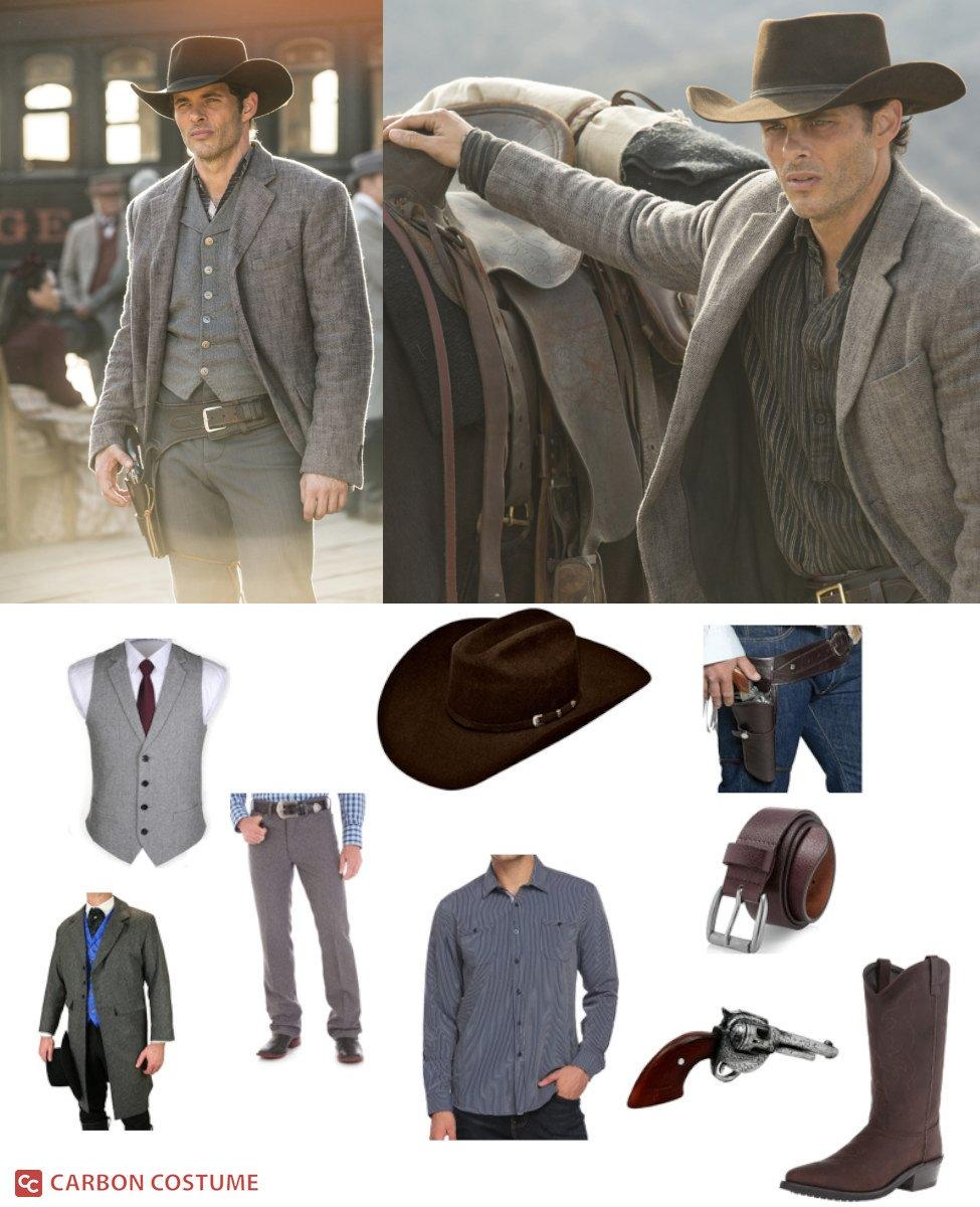 Teddy Flood from HBO's Westworld Cosplay Guide