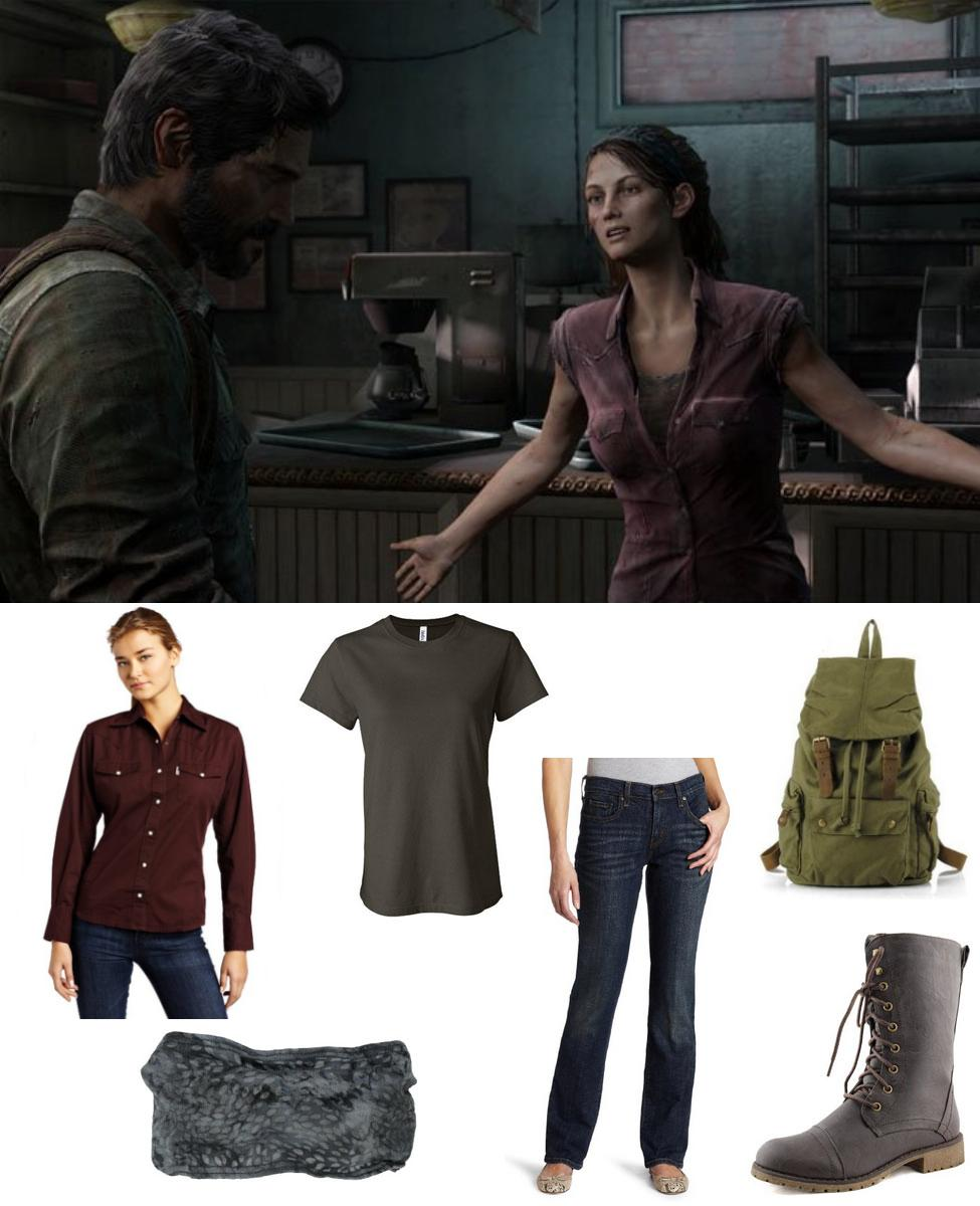Tess from The Last of Us Cosplay Guide