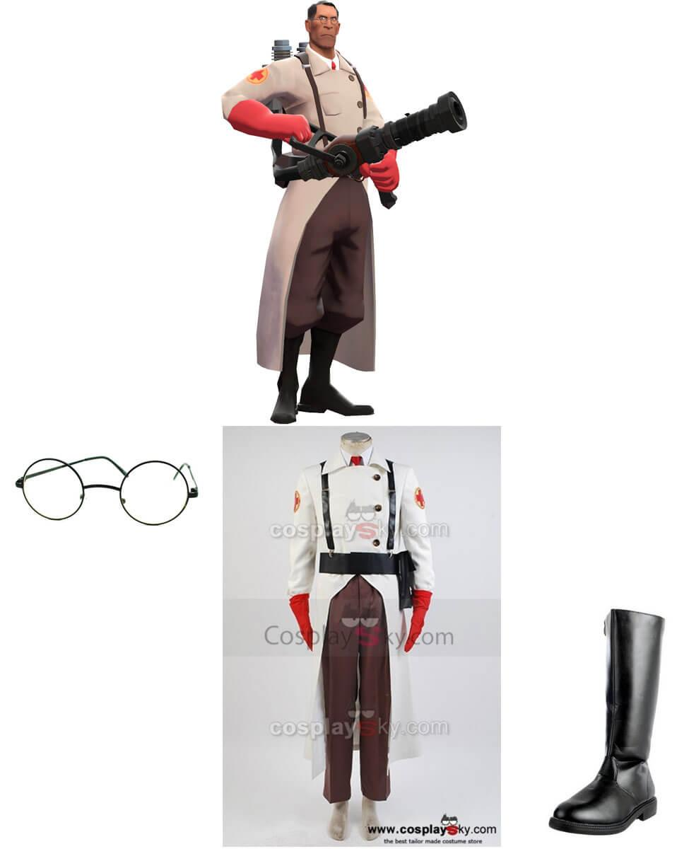 TF2 Medic Cosplay Guide