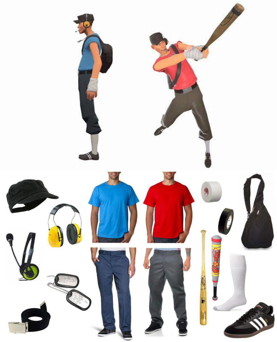 TF2 Scout Cosplay Guide