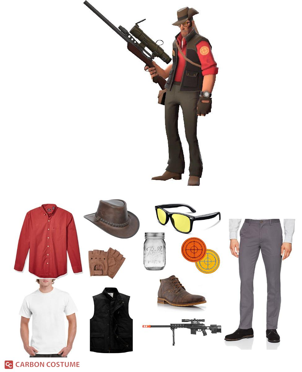 TF2 Sniper Cosplay Guide