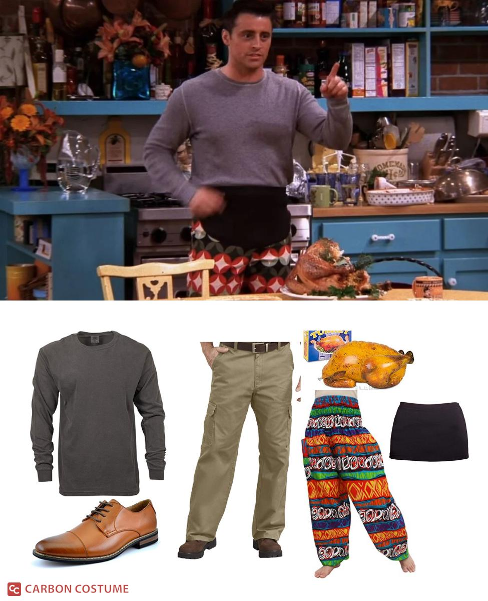 """""""Thanksgiving Pants"""" Joey Tribbiani from Friends Cosplay Guide"""