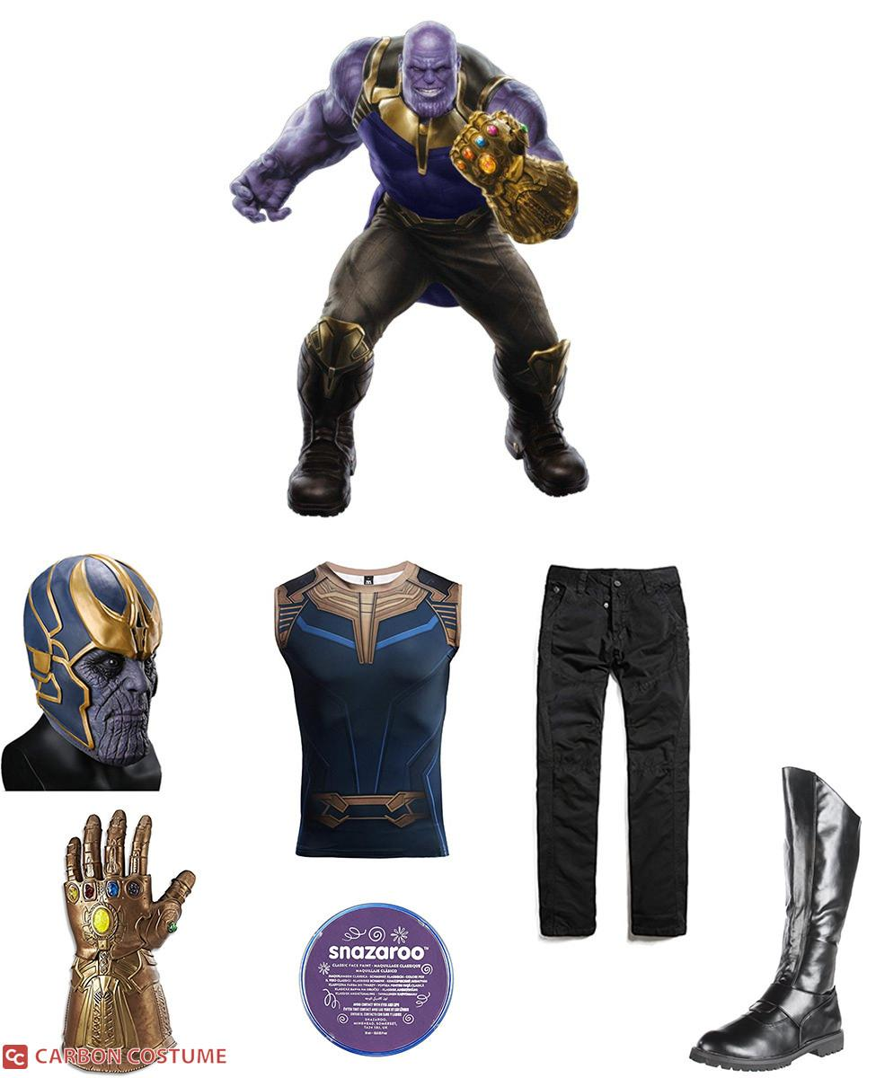 Thanos Cosplay Guide