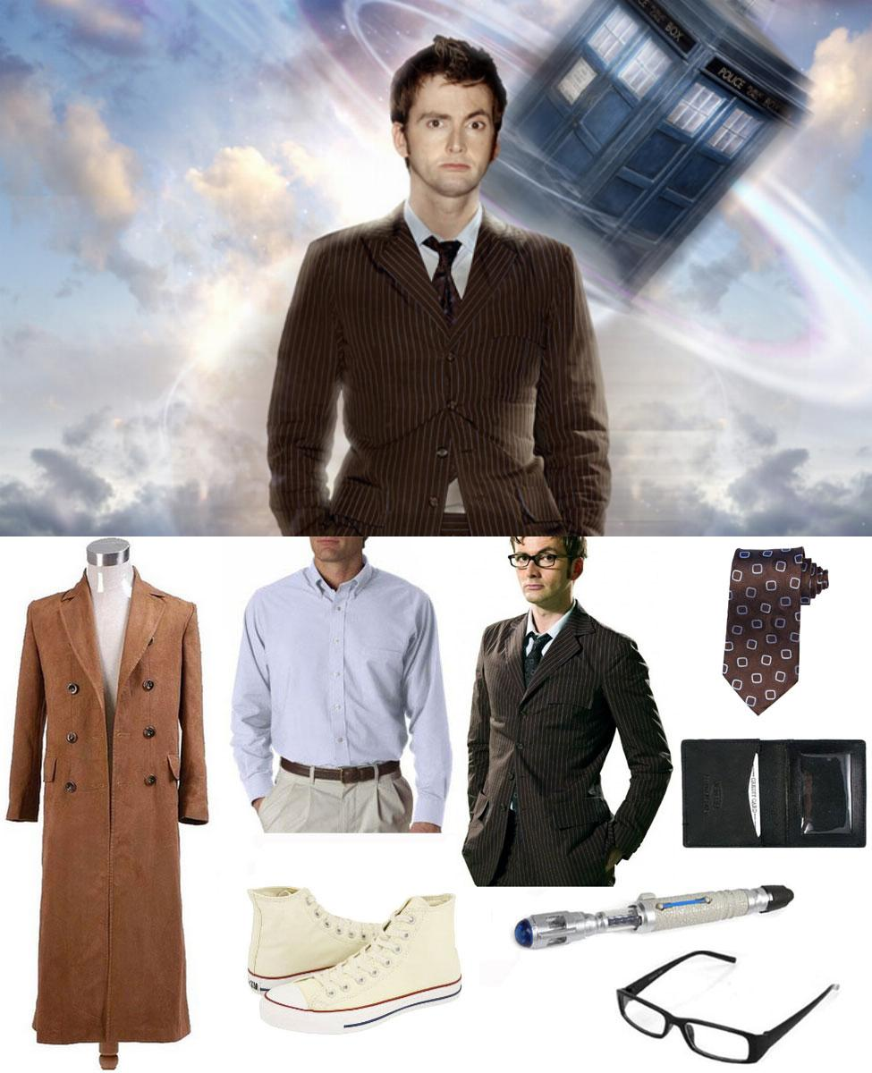 The 10th Doctor Cosplay Guide