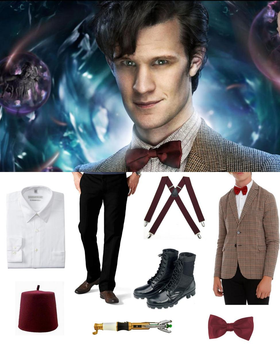 The 11th Doctor Cosplay Guide