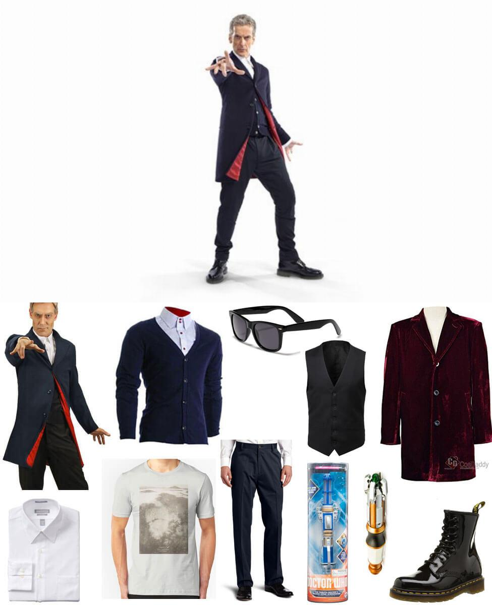 The 12th Doctor Cosplay Guide