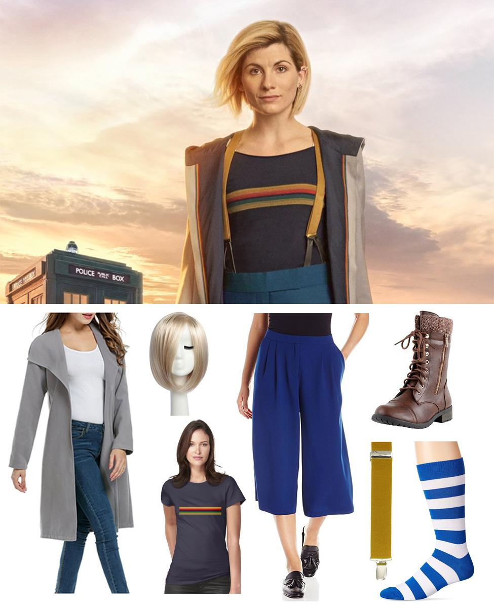 The 13th Doctor Cosplay Guide