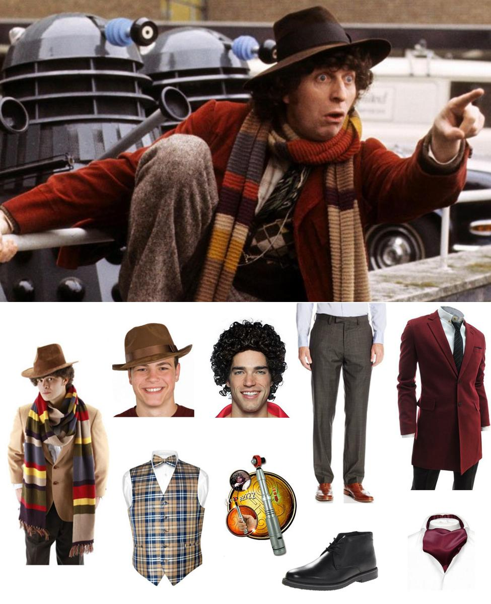The 4th Doctor Cosplay Guide