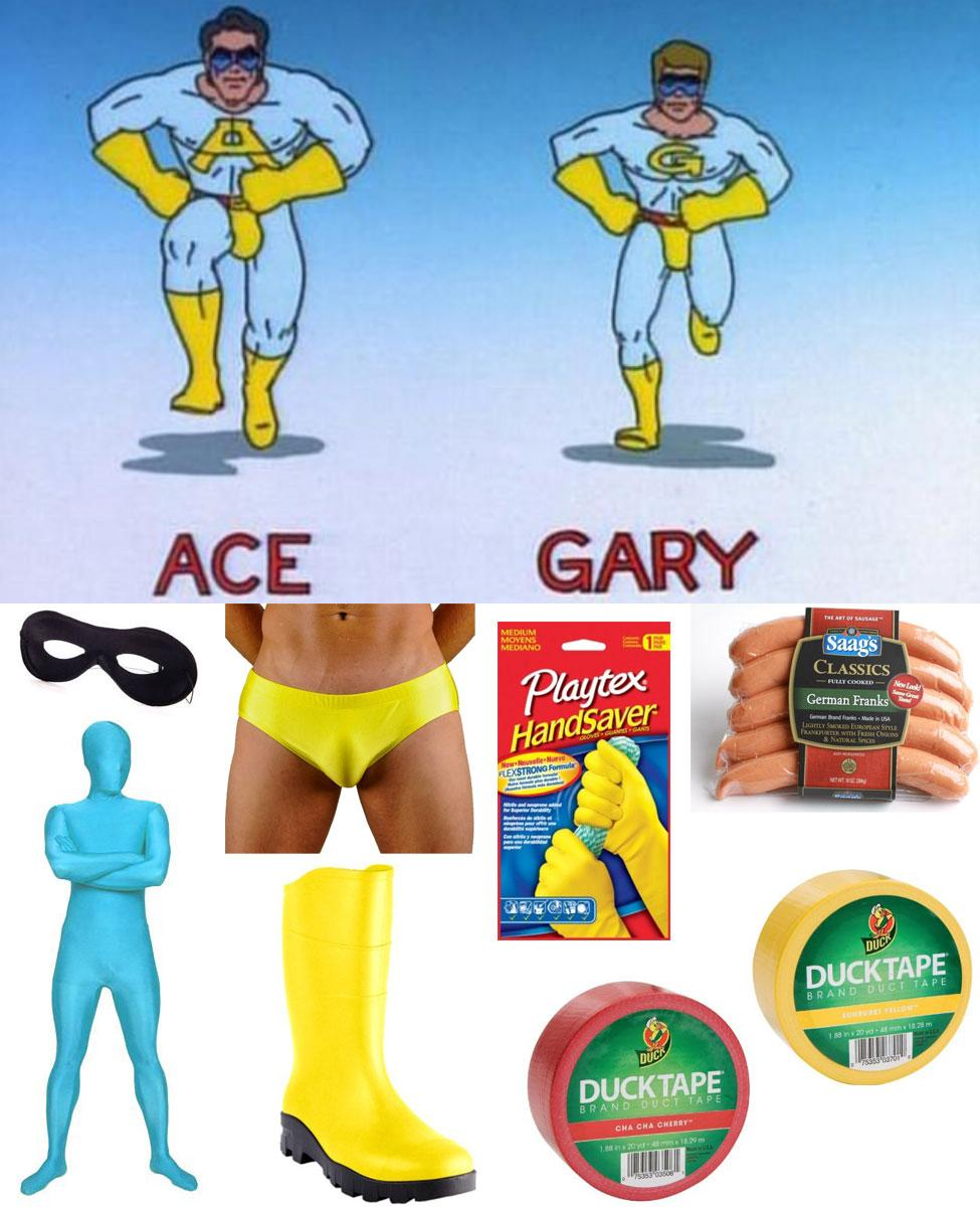 The Ambiguously Gay Duo Cosplay Guide
