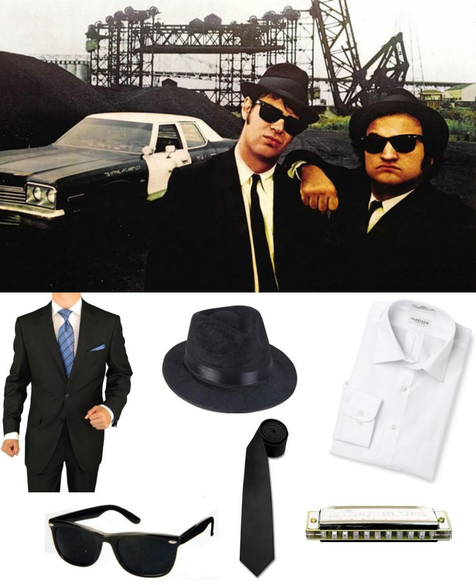 The Blues Brothers Cosplay Guide