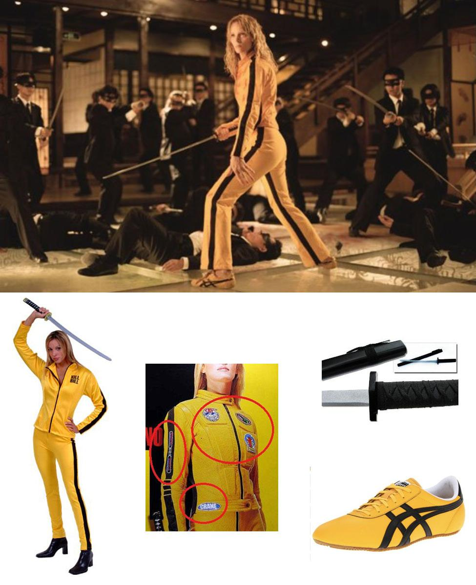The Bride from Kill Bill Cosplay Guide
