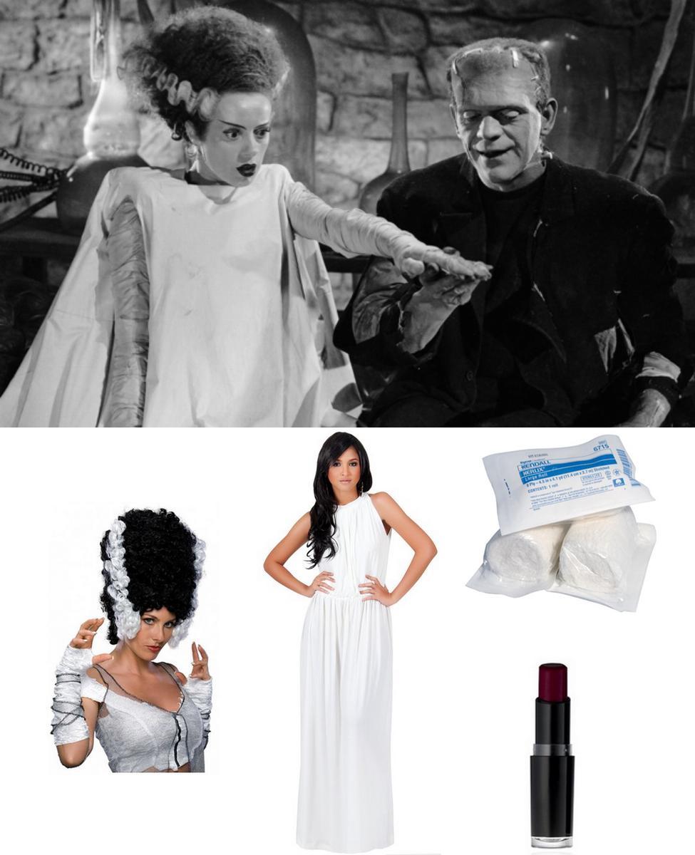 The Bride of Frankenstein Cosplay Guide