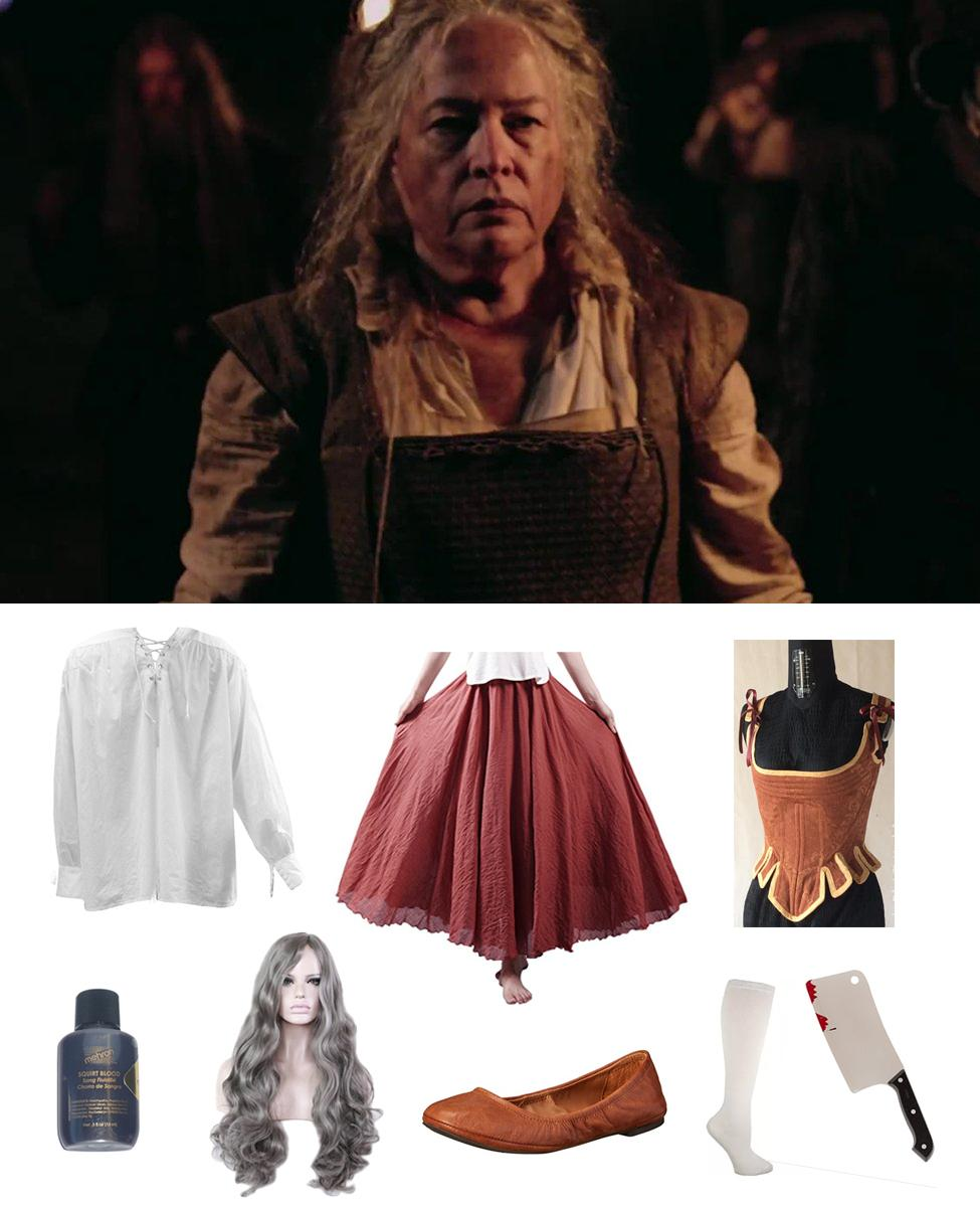 The Butcher from American Horror Story: Roanoke Cosplay Guide