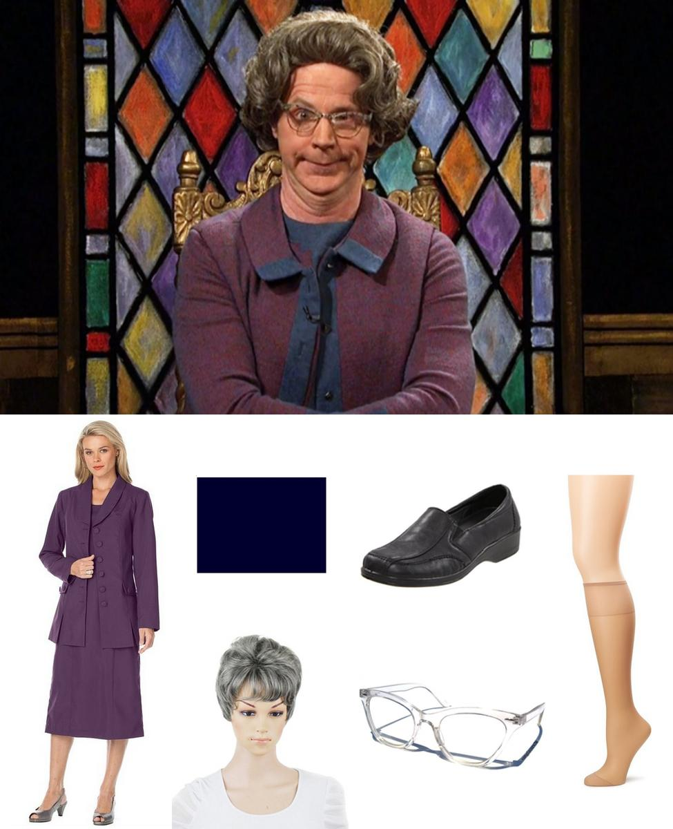 The Church Lady Cosplay Guide