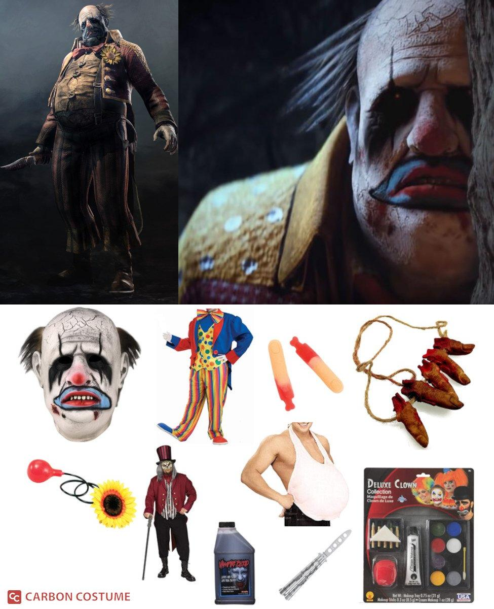 The Clown from Dead By Daylight Cosplay Guide