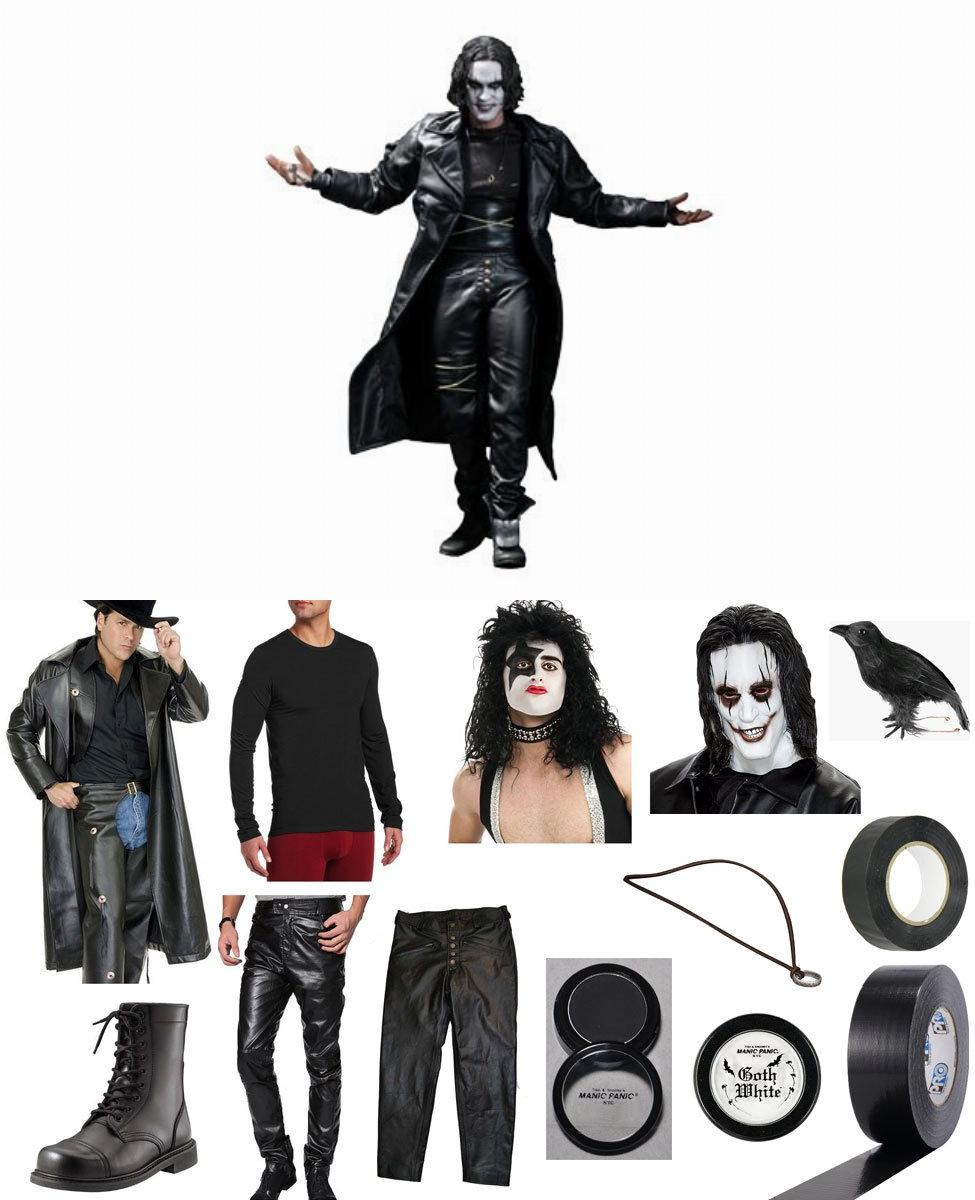 The Crow Cosplay Guide