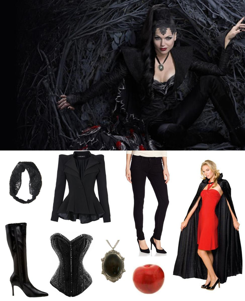 The Evil Queen from Once Upon a Time Cosplay Guide