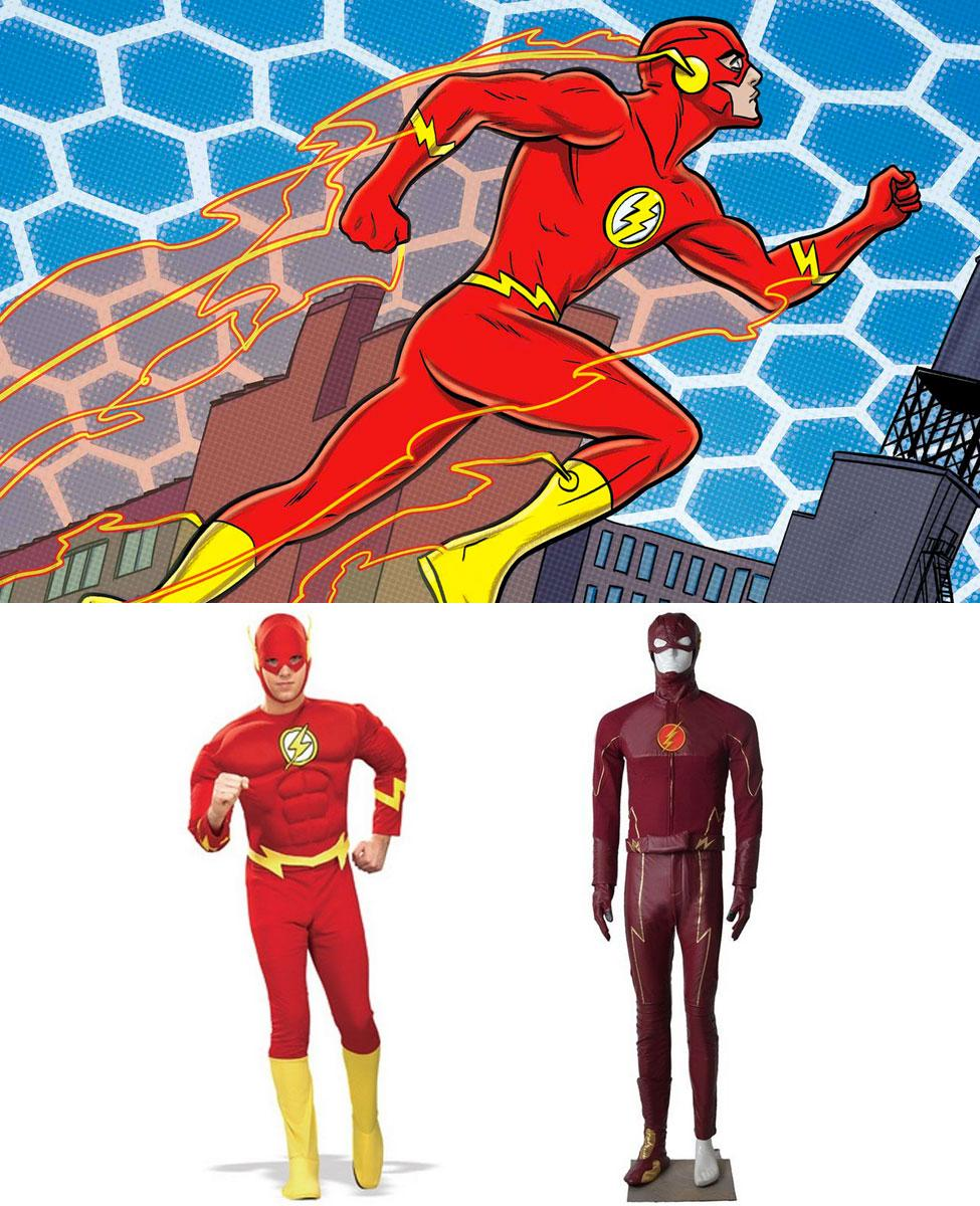 The Flash Cosplay Guide