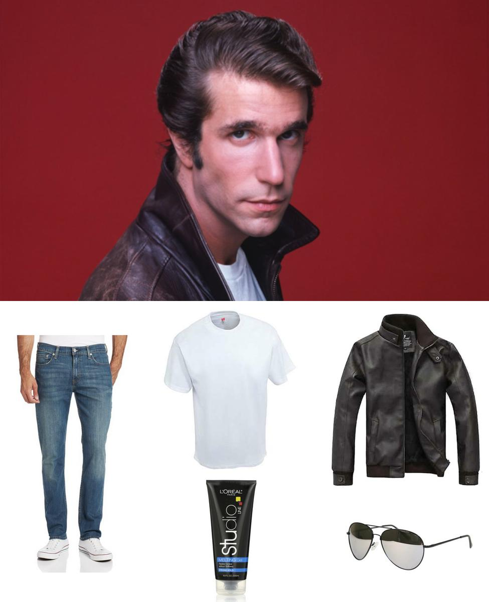 The Fonz Cosplay Guide