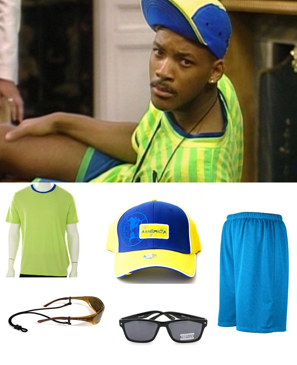The Fresh Prince of Bel-Air Cosplay Guide