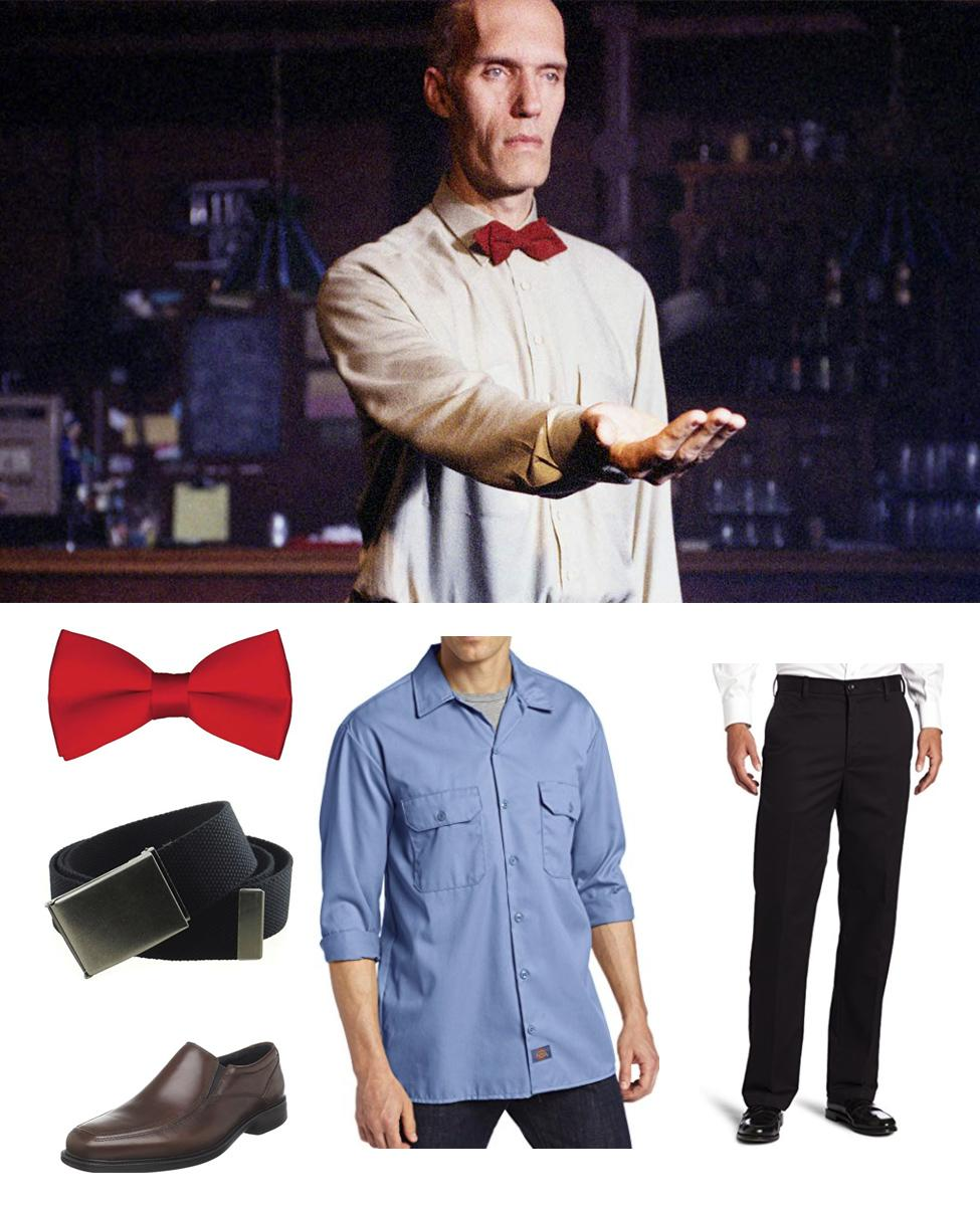 The Giant From Twin Peaks Cosplay Guide