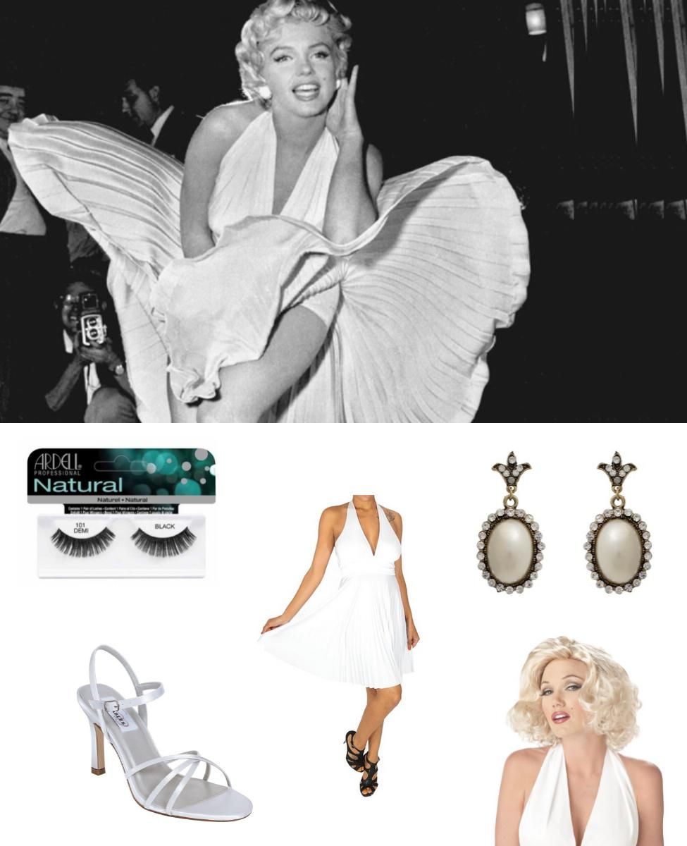 The Girl in The Seven Year Itch Cosplay Guide