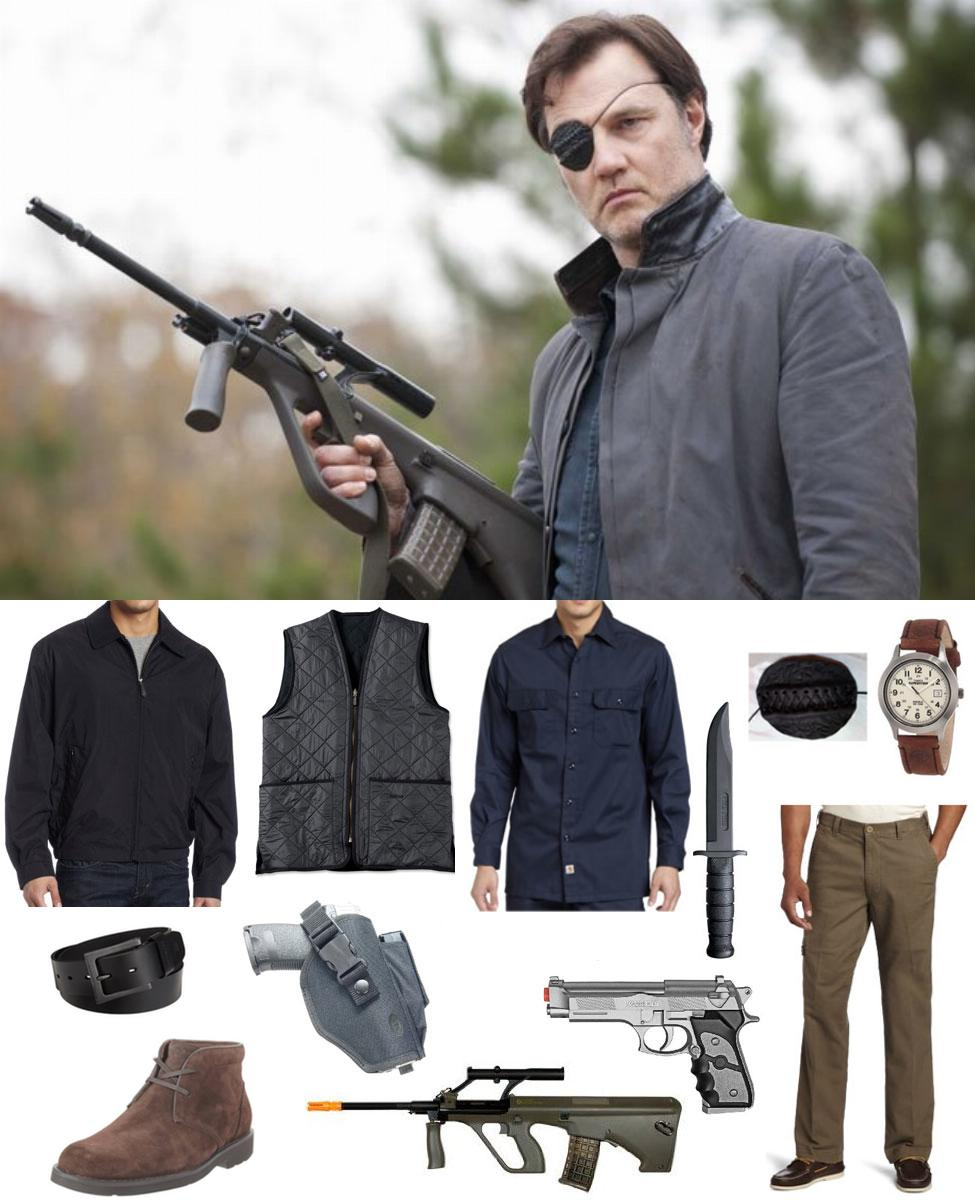 The Governor Cosplay Guide