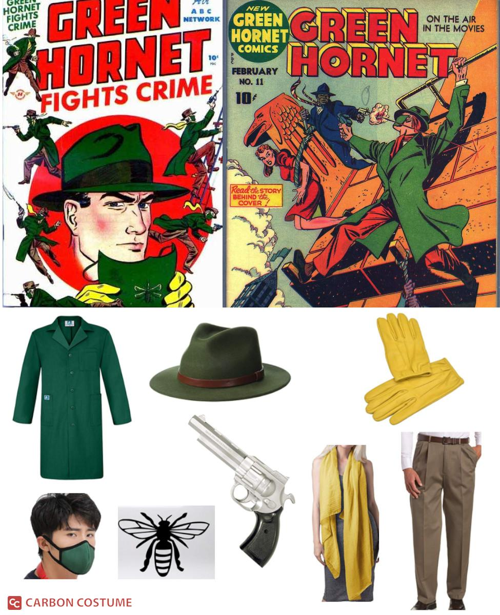 The Green Hornet (1940s) Cosplay Guide