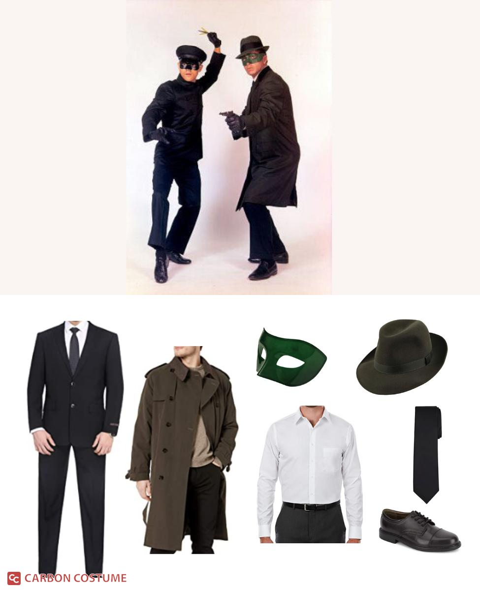 The Green Hornet (1960s) Cosplay Guide
