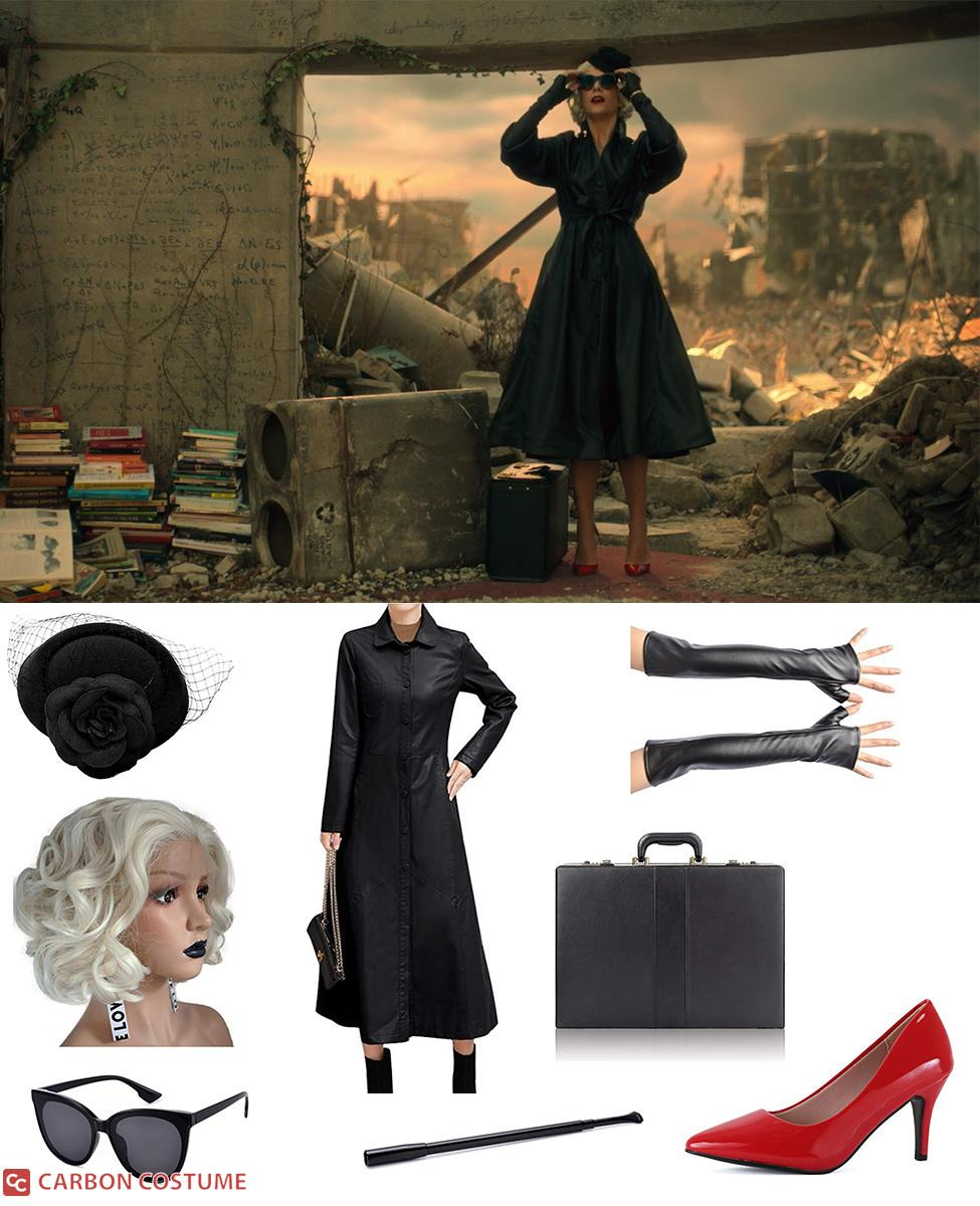 The Handler from The Umbrella Academy Cosplay Guide