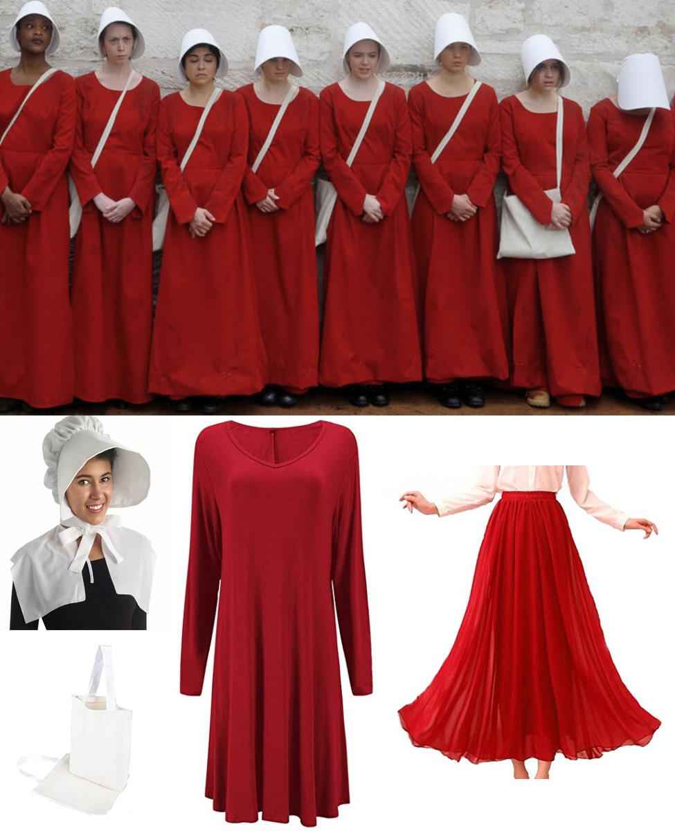The Handmaid's Tale Cosplay Guide