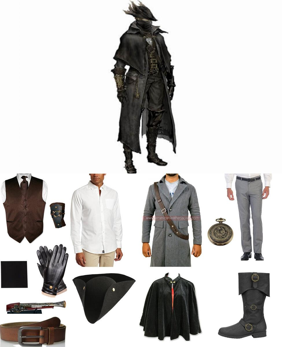 The Hunter from Bloodborne Cosplay Guide